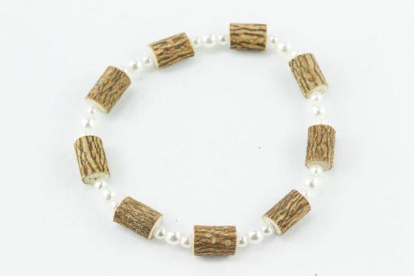 Bracelet Femmes Noisetier - 3 perles