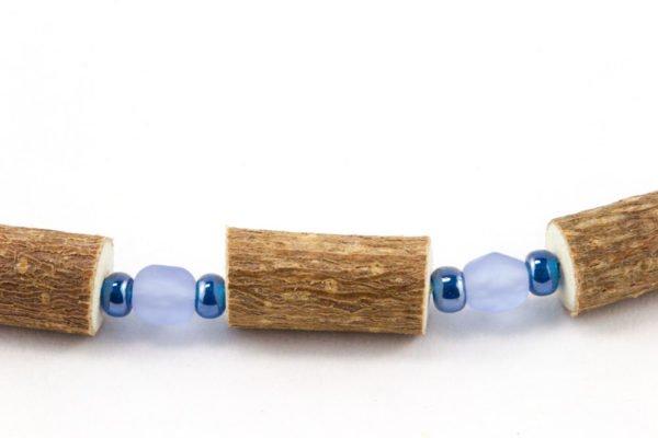 Bracelet Femmes Noisetier - Bleu givré/Bleu