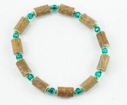 Bracelet Femmes Noisetier - Vert clair/Vert menthe