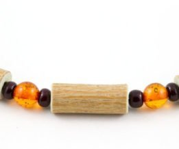 HAZELAMBER necklaces for babies