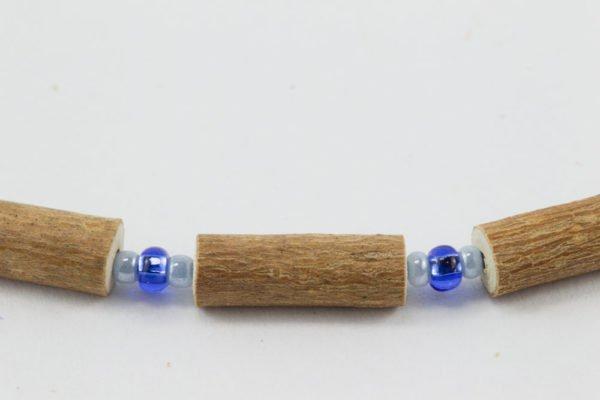 Collier Enfant Noisetier - Bleu clair/Bleu pâle